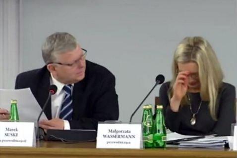 """Marek Suski i jego """"Caryca Katarzyna"""" nie miał konkurencji w plebiscycie """"Srebrnych Usta"""" Trójki."""