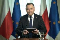 Andrzej Duda został zapytany przez internautę o wybory