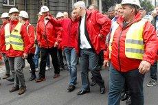 """""""Solidarność"""" zapowiada ogólnopolskie protesty, jeśli rząd nie podejmie """"szybkich i konkretnych decyzji"""" w sprawie górników"""