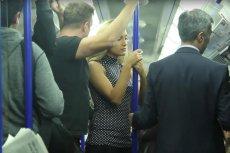 Molestowanie w metrze – tym razem pasażerowie zareagowali.