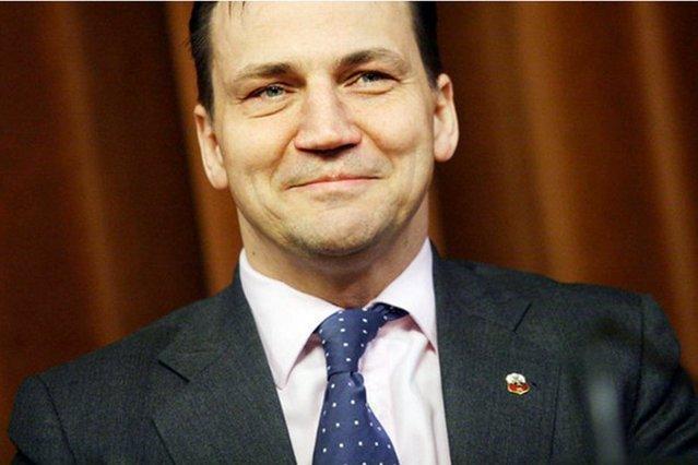 Były szef MSZ Radosław Sikorski