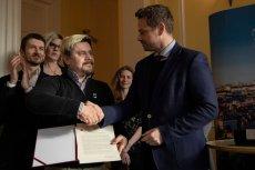 Rafał Trzaskowski podpisał dziś Warszawską Deklarację LGBT+.