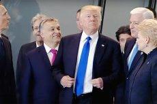 Donald Trump skutecznie wyszedł na czoło pochodu przywódców NATO. Przy okazji wyszedł też na zwykłego głupca...