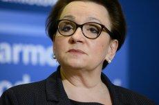 Śledczy nie zdradzają, czy Zalewska ma swój udział w tej sprawie.