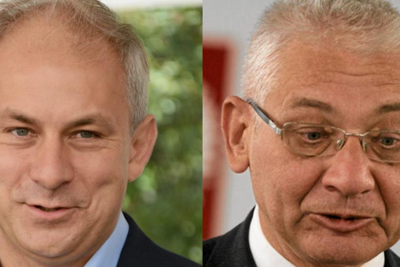 Ludwik Dorn i Grzegorz Napieralski wystartują do Sejmu z list PO.