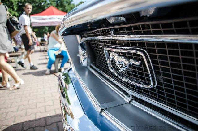 Mustang Race 2013, fot Andrzej Budzyński
