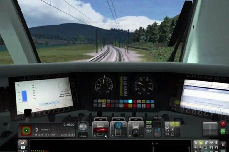 Symulator Pociągu 2012: RailWorks 3 - Techland