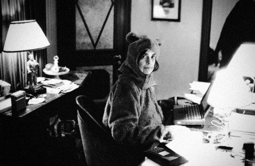 Susan w przebraniu/Annie Leibovitz