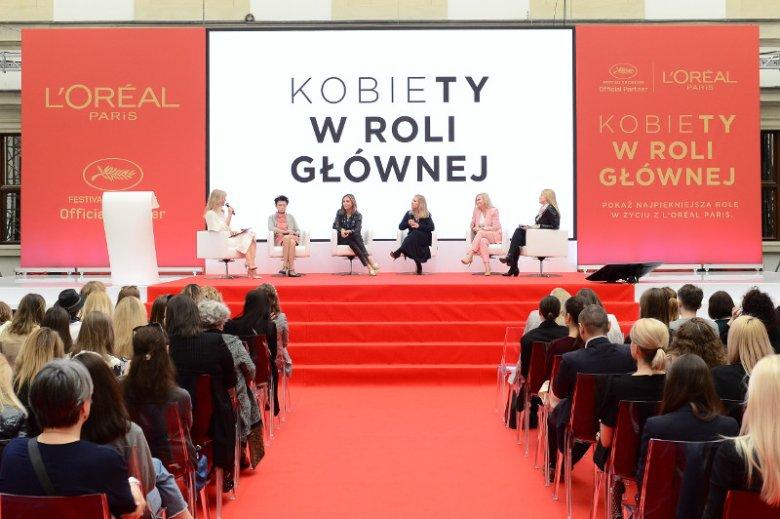 """Kampania """"Kobiety w roli głównej"""" ma być przestrzenią do dyskusji z gwiazdami wielkiego ekranu o społecznej i zawodowej roli kobiet"""