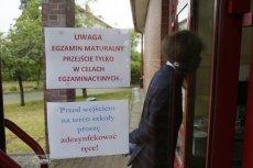 Centralna Komisja Egzaminacyjna skierowała do prokuratury sprawę przecieków tematów maturalnych podczas tegorocznego egzaminu z języka polskiego.