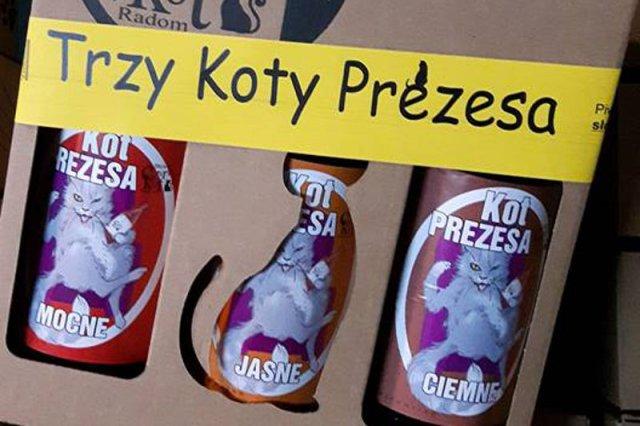 Trzy Koty Prezesa to o dwa więcej, niż ma Jarosław Kaczyński.