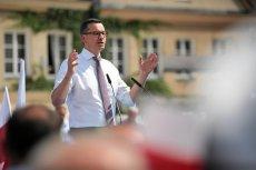 Morawiecki powiedział na spotkaniu w Sandomierzu, że negocjował polskie członkostwo w Unii Europejskiej. Na reakcję Leszka Millera nie trzeba było długo czekać.