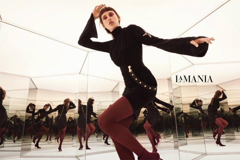 Kampania marki LaMania na sezon jesień-zima 2017