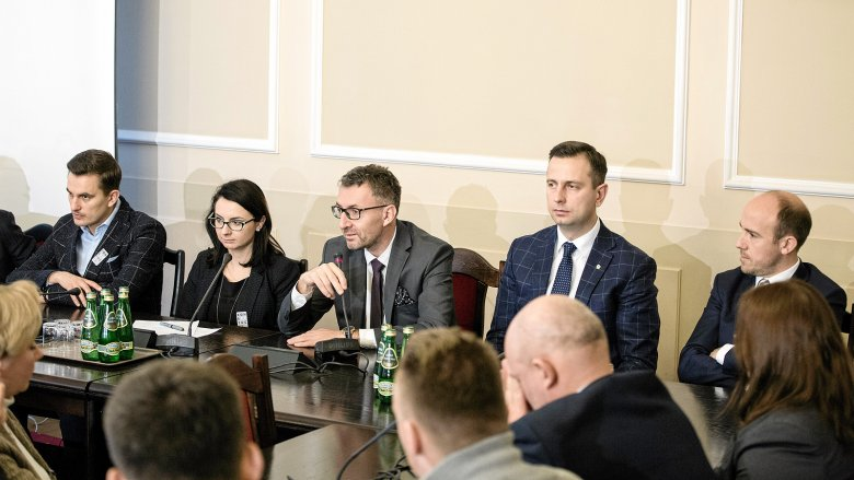 Prof. Marek Chmaj jest jednym z najważniejszych doradców opozycji w sprawach konstytucyjnych.