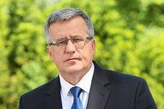 Bronisław Komorowski dostał wezwanie do prokuratury. Chodzi o śledztwo w sprawie niedopełnienie obowiązków przez funkcjonariuszy państwowych zaraz po katastrofie smoleńskiej.
