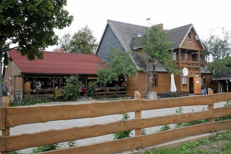 """Kruszyniany, """"Tatarska Jurta"""" - agroturystyka i restauracja """"Tatarskie jadło"""" Dżanety Bogdanowicz"""