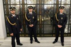 Dowódca Straży Marszałkowskiej nie wyraził zgody na wejście na teren parlamentu rehabilitantów dla strajkujących niepełnosprawnych.