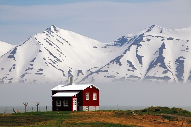 Na Islandii można znaleźć prawdziwy azyl.