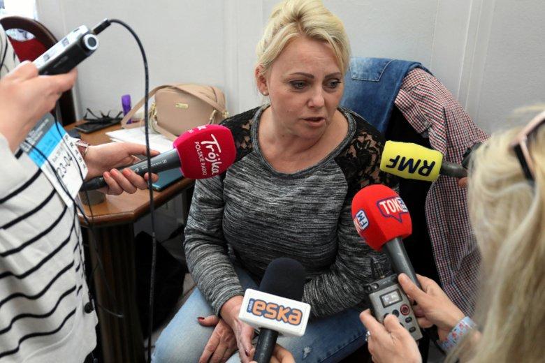 Iwona Hartwich to matka niepełnosprawnego Kuby i liderka protestu rodziców w Sejmie.