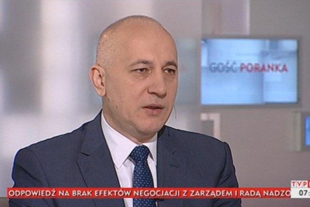 """Joachim Brudziński był zażenowany """"łaszeniem się"""" Jana Tomaszewskiego do PO"""