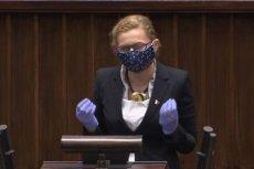 Barbara Nowacka obnażyła kompromitację systemu zdalnego głosowania ze względu na bezpieczeństwo danych osobowych.