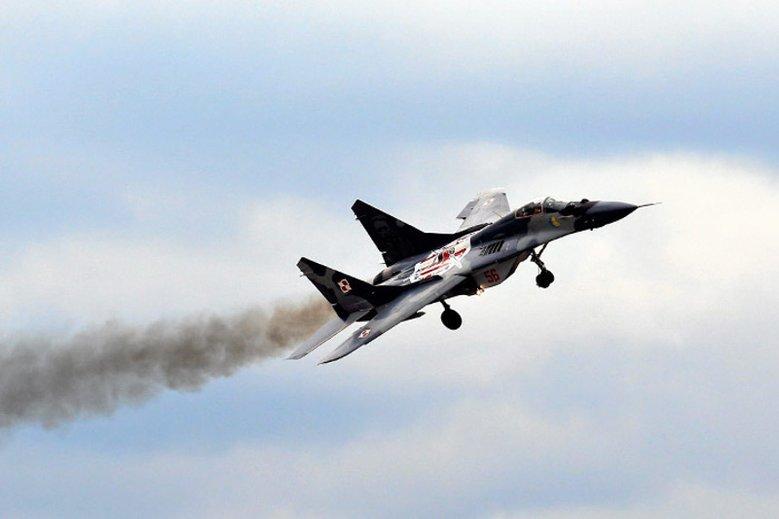 Samoloty MiG-29 nadal są uziemione. A stanowią one znaczą część floty taktycznej.