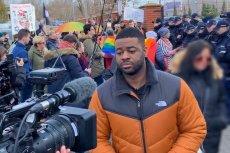 Dziennikarz BBC Ben Hunte przyjechał do Polski, by zrobić materiał o sytuacji ludzi LGBT. Zapytaliśmy go o wrażenia.