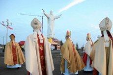 W Jaśle rusza budowa pomnika Chrystusa Króla. Monument będzie sporo mniejszy niż ten w Świebodzinie.