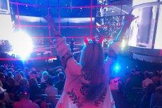 Majdanowie bawią się na festiwalu Top of the Top Sopot.