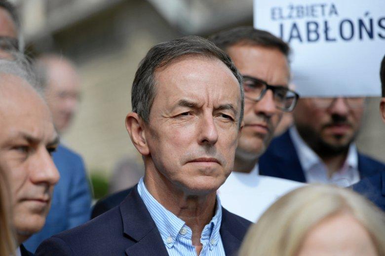 Tomasz Grodzki to polityk PO i nieoficjalnie kandydat na marszałka Sejmu.