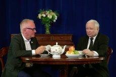 Krzysztof Czabański nie wszedł do Sejmu. Herbatka z prezesem PiS nie pomogła.