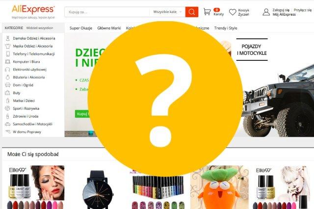 Nieprawdopodobnie niskie ceny i dostawa za darmo. 9 typowych pytań, które zadasz przed zakupami na AliExpress