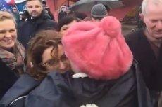 Małgorzata Kidawa-Błońska w Pucku mogła liczyć na pozytywne reakcje mieszkańców.