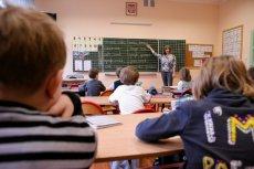 """Różne """"odpowiedzialne"""" zadania przygotowano dla uczniów klas piątych."""