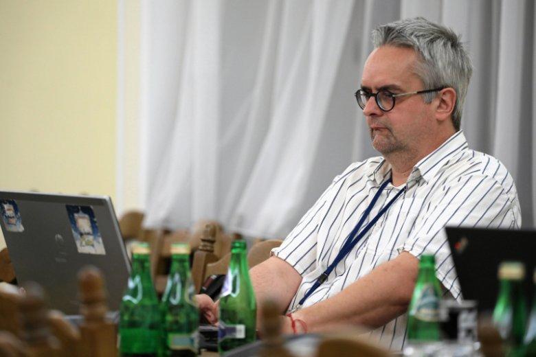 """Wojciech Czuchnowski z """"Gazety Wyborczej"""" wysnułteoriędotyczącą śmierci Pawła Adamowicza."""