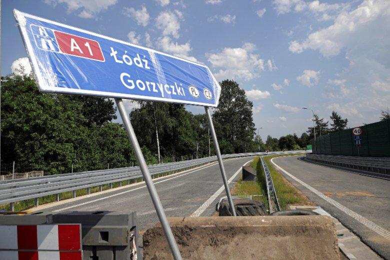 Budowa autostrady A1 dookoła Częstochowy stoi. Nie można tam wjechać, drogi nikt nie kończy.