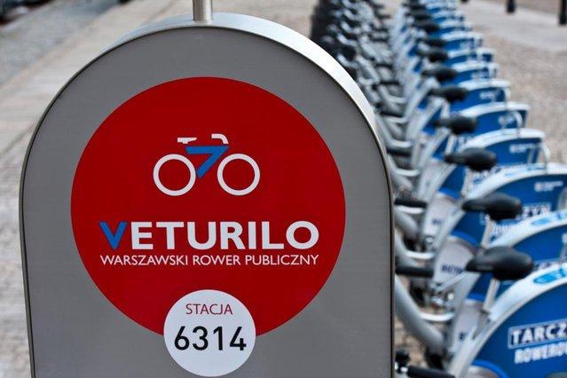 Rowery miejskie nie dla osób z nadwagą?