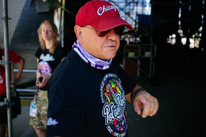 Dwoje sędziów miało problemy po tym, jak na Pol'and'Rock Festival przeprowadzili symulację rozprawy sądowej.