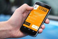 Aplikacja pozwala na zgłaszanie problemów i zadawanie pytań