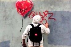 Banksy w nowym filmiku pokazuje swoje prace z Nowego Jorku