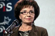 Elżbieta Witek została nową marszałek Sejmu.