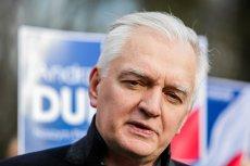 """Jarosław Gowin twierdzi, że """"House of Cards"""" przy polskiej polityce to nudy."""