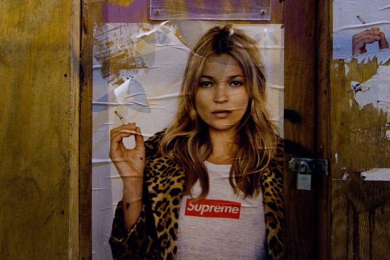 Znana modelka i ambasadorka zdrowego wyglądu Kate Moss jest nałogową palaczką
