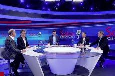 """Goście """"Salonu dziennikarskiego"""" dyskutowali o warszawskiej karcie LGBT"""