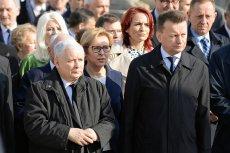 Jedności jakich Polaków chce Jarosław Kaczyński? Słowa prezesa PiS z obchodów 8. rocznicy katastrofy smoleńskiej doprecyzował szef MON Mariusz Błaszczak.