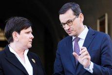 """Kto zapłaci """"daninę solidarnościową"""", która jest nowym pomysłem PiS na politykę społeczną? Rąbka tajemnicy w sprawie nowego podatku uchylił premier Mateusz Morawiecki."""