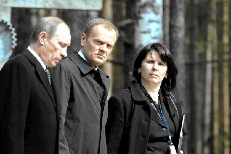 Tłumaczka rozmowy Tusk-Putin, Magda Fitas-Dukaczewska, została wezwana do prokuratury.