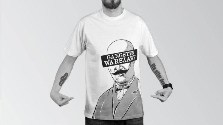 Koszulka z Łukaszem Siemiątkowskim