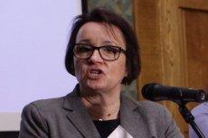 Anna Zalewska nie chce słyszeć o późnieniu reformy oświaty.