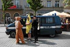 Podczas krakowskich juwenaliów czterech mężczyzn raniono nożami. Na zdjęciu impreza z 2011 roku.